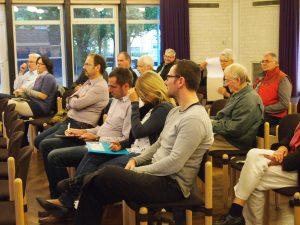 Workshop Radwegenetz in der Region